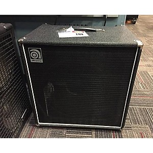 Pre-owned Ampeg 2010s BA115 100 Watt 1x15 Bass Combo Amp by Ampeg