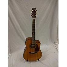 Fender 2010s CD220SCE Acoustic Electric Guitar