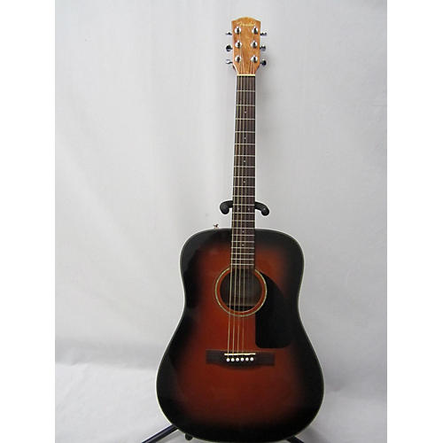 Fender 2010s CD60 SB Acoustic Guitar