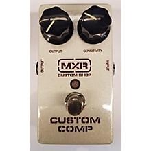 MXR 2010s CSP202 Custom Shop Compressor Effect Pedal