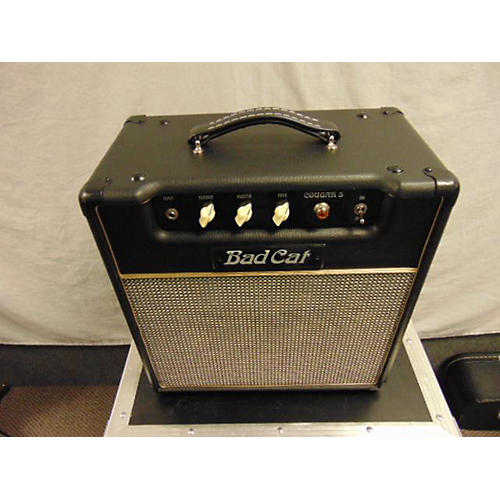 used bad cat 2010s cougar 5 class a 5w 1x12 tube guitar combo amp guitar center. Black Bedroom Furniture Sets. Home Design Ideas