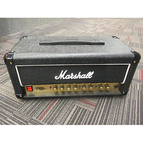 Marshall 2010s DSL15H 15W Tube Guitar Amp Head-thumbnail