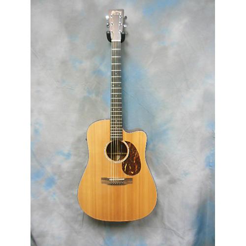 Martin 2010s Dc-16e Premiem Natural Acoustic Electric Guitar