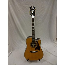 D'Angelico 2010s Excel Bowery Acoustic Electric Guitar