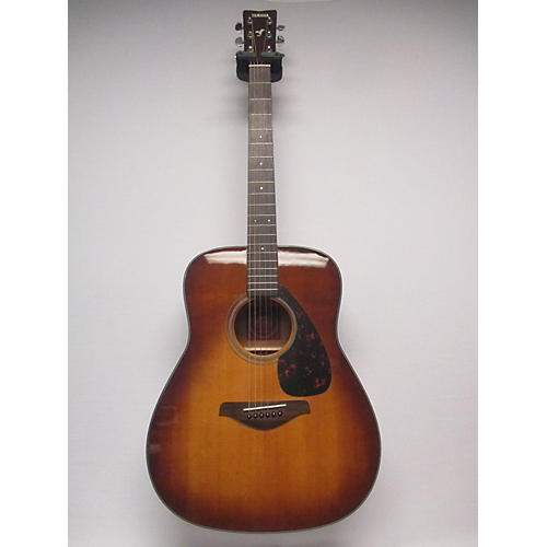 Yamaha 2010s FG700S Acoustic Guitar-thumbnail