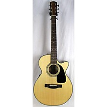 Fender 2010s GC140SCE Grand Concert Acoustic Electric Guitar