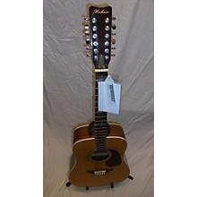 Hohner 2010s HW90/12 12 String Acoustic Guitar