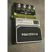 Digitech 2010s HardWire Series CM2 Tube Overdrive Effect Pedal