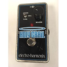 Electro-Harmonix 2010s Holy Grail Reverb Effect Pedal