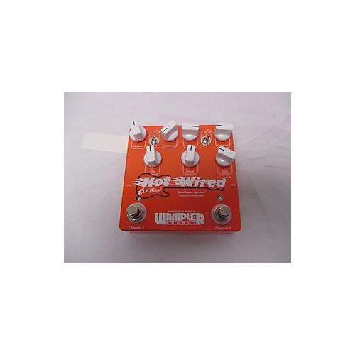 Wampler 2010s Hot Wired Effect Pedal