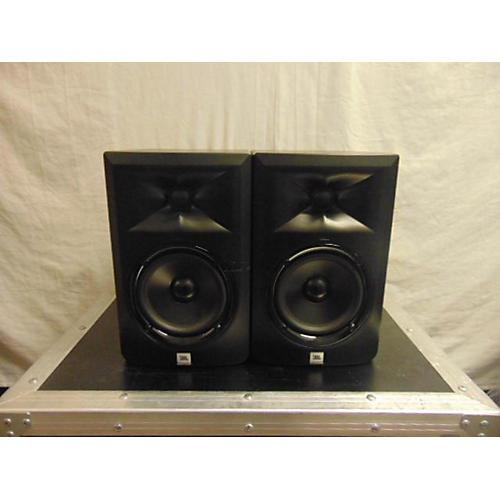 JBL 2010s LSR305 Pair Powered Monitor