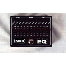 MXR 2010s M108 10 Band EQ Pedal