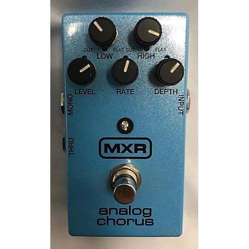 MXR 2010s M234 Analog Chorus Effect Pedal