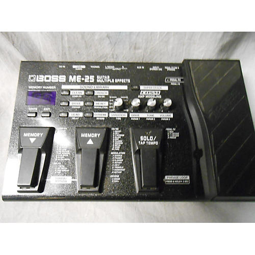Boss 2010s ME25 Guitar Multi Effect Processor