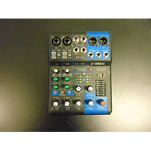 Yamaha 2010s MG06X Unpowered Mixer