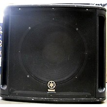 Yamaha 2010s MSR800 Powered Subwoofer