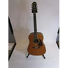 Epiphone 2010s Masterbuilt DR-500ME Acoustic Electric Guitar