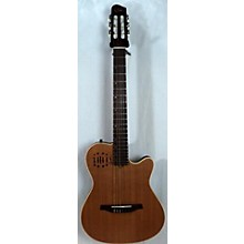 Godin 2010s Multiac Classical Acoustic Electric Guitar