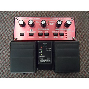 Pre-owned Boss 2010s RC20XL Loop Station XL Twin Pedal by Boss