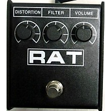 Pro Co 2010s Rat II Distortion Effect Pedal