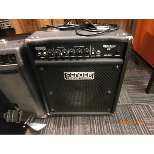 Fender 2010s Rumble 30 30W 1X10 Bass Combo Amp-thumbnail