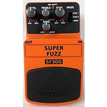 Behringer 2010s SF300 Effect Pedal