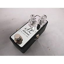 Xotic 2010s SL Deluxe Chrome Limited Edition Effect Pedal