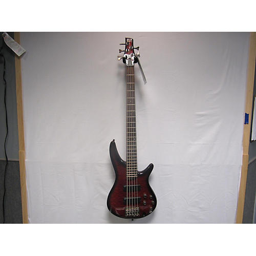 Ibanez 2010s SR405 5 String Electric Bass Guitar