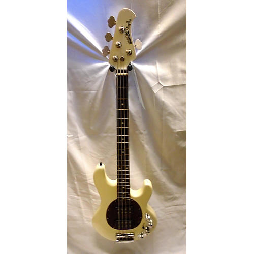 Ernie Ball Music Man 2010s Stingray HH 4 String Electric Bass Guitar