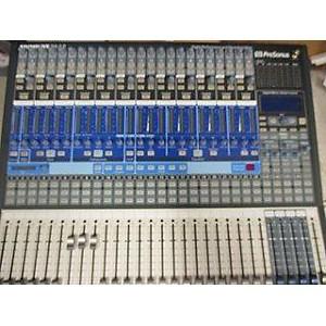 Pre-owned Presonus 2010s Studio Live 24.4.2 Digital Mixer by PreSonus