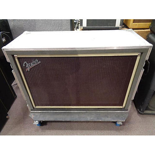 Fender 2010s Super Sonic 60 2x12 Guitar Cabinet
