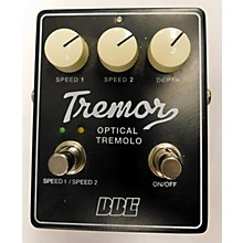 BBE 2010s Tremor Analog Tremolo Effect Pedal
