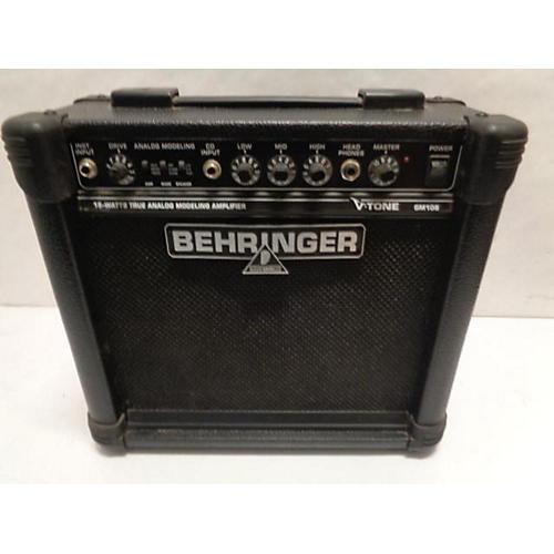 Behringer 2010s V-Tone GM108 15W Guitar Combo Amp