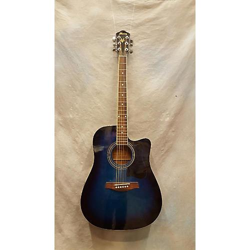 Ibanez 2010s V70CE Acoustic Electric Guitar