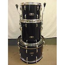 Pearl 2010s VINTAGE HYBRID WOOD FIBERGLASS Drum Kit