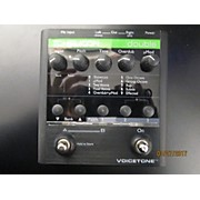 TC Helicon 2010s VOICETONE DOUBLE Effect Pedal