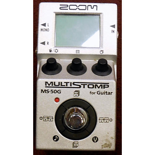 Zoom 2010s ZMS50G Effect Processor-thumbnail