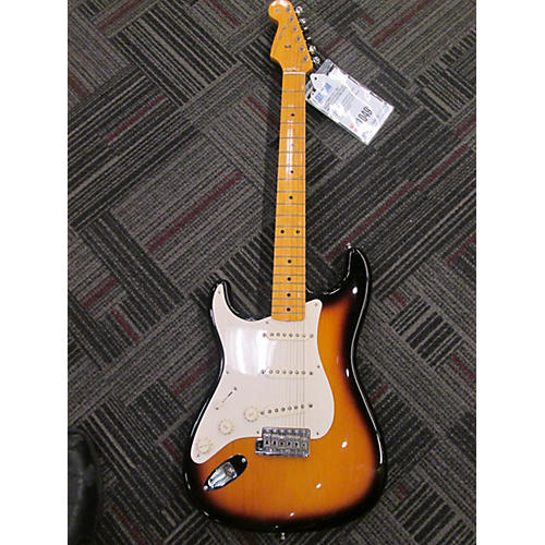Fender 2011 1957 Reissue Stratocaster Left Handed - AS IS Electric Guitar-thumbnail