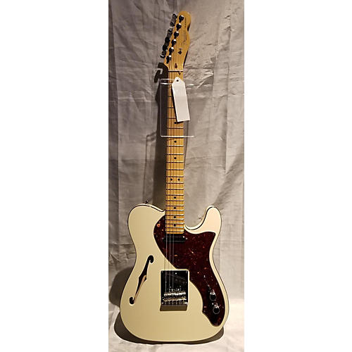 used fender 2011 60th anniversary telebration thinline telecaster solid body electric guitar. Black Bedroom Furniture Sets. Home Design Ideas