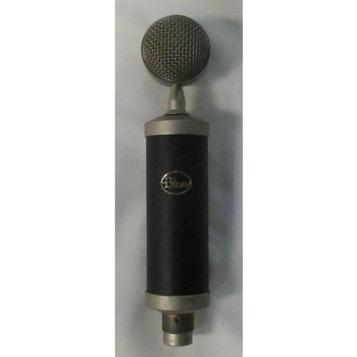 used blue 2011 baby bottle condenser microphone guitar center. Black Bedroom Furniture Sets. Home Design Ideas