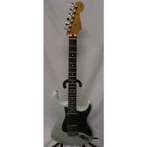 Fender 2011 Blacktop Stratocaster HH Solid Body Electric Guitar-thumbnail