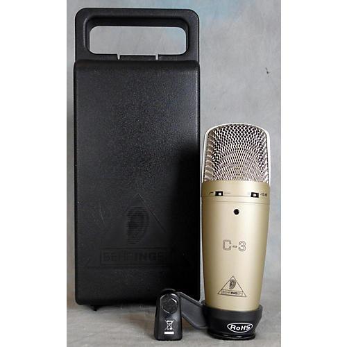 Behringer 2011 C-3 Condenser Microphone