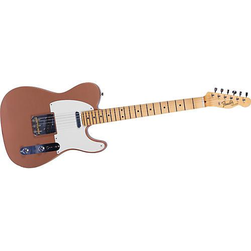 Fender Custom Shop 2011 Closet Classic Pine Tele Pro Electric Guitar Copper Maple