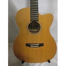 Martin 2011 OMCX1KE Acoustic Electric Guitar