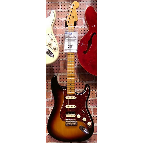 Fender 2011 Player Stratocaster Ash Solid Body Electric Guitar