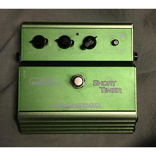 Rocktron 2011 Short Timer Emerald Green Effect Pedal