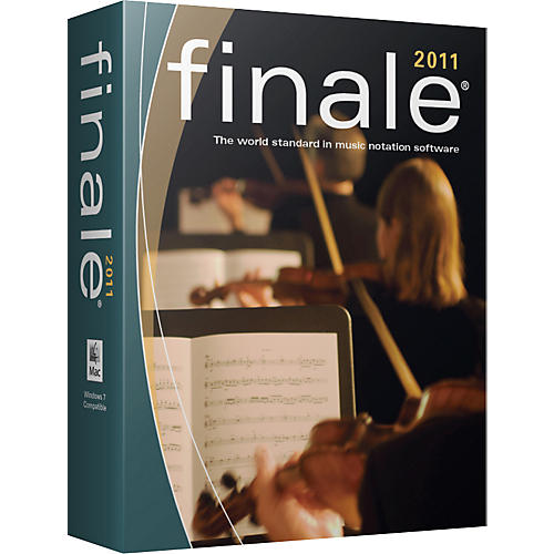 Finale 2011 Site License; Additional Media Kit Notation Software