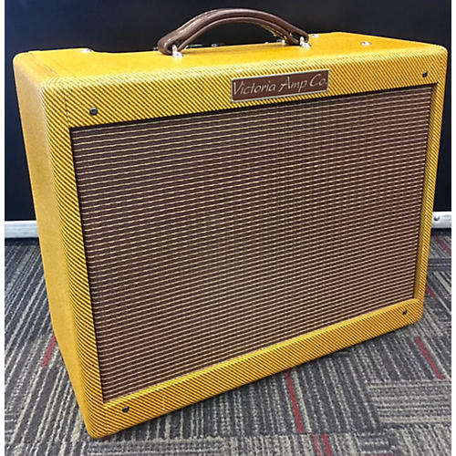 Victoria 20112 5E3 TWEED DELUXE Tube Guitar Combo Amp