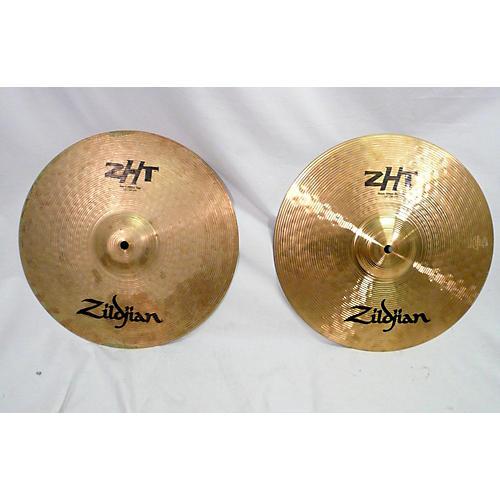 Zildjian 2012 14in ZHT Hi Hat Pair