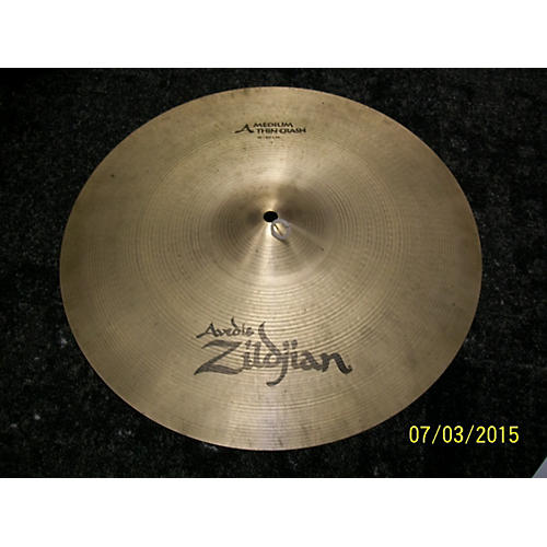 Zildjian 2012 16in A MEDIUM THIN CRASH Cymbal
